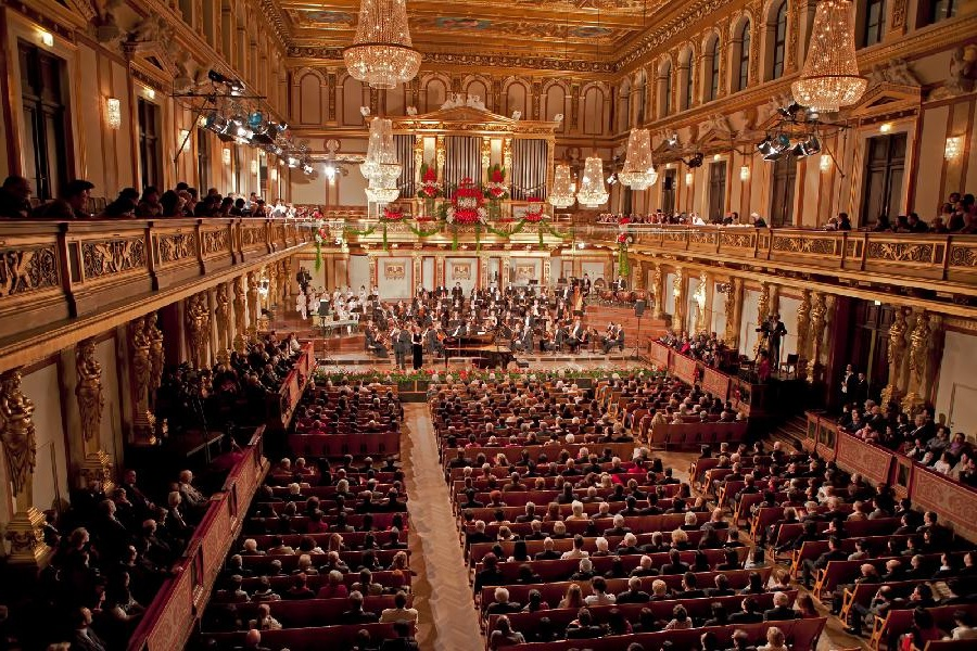 Vienna New Years Concert Tickets 2016 available here!